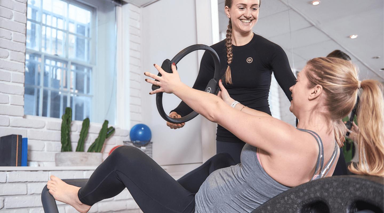 pilates during pregnancy
