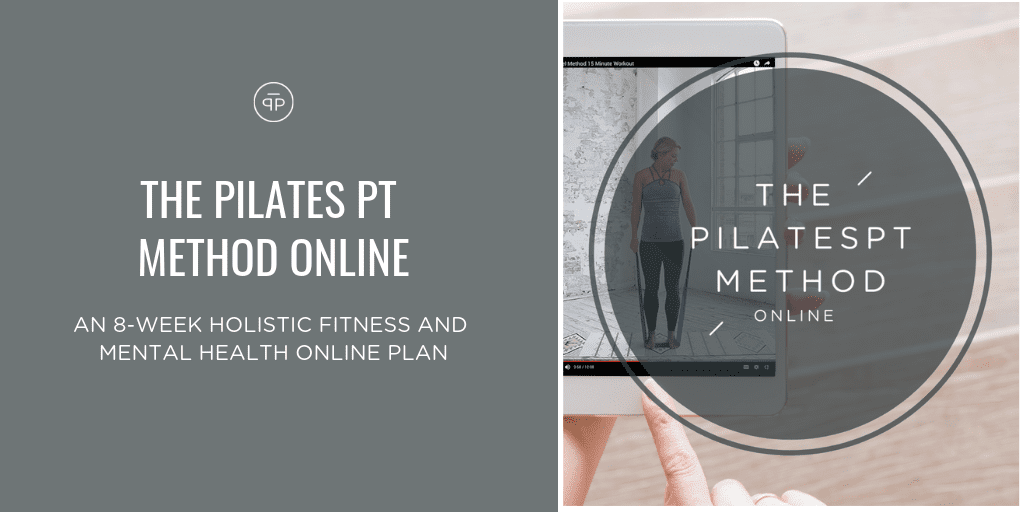 the pilates pt method online
